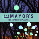 Mayor's Poetry City Challenge