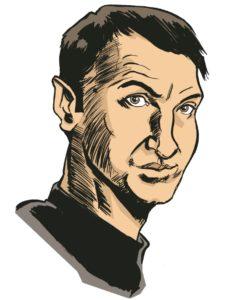 Gregory Scofield