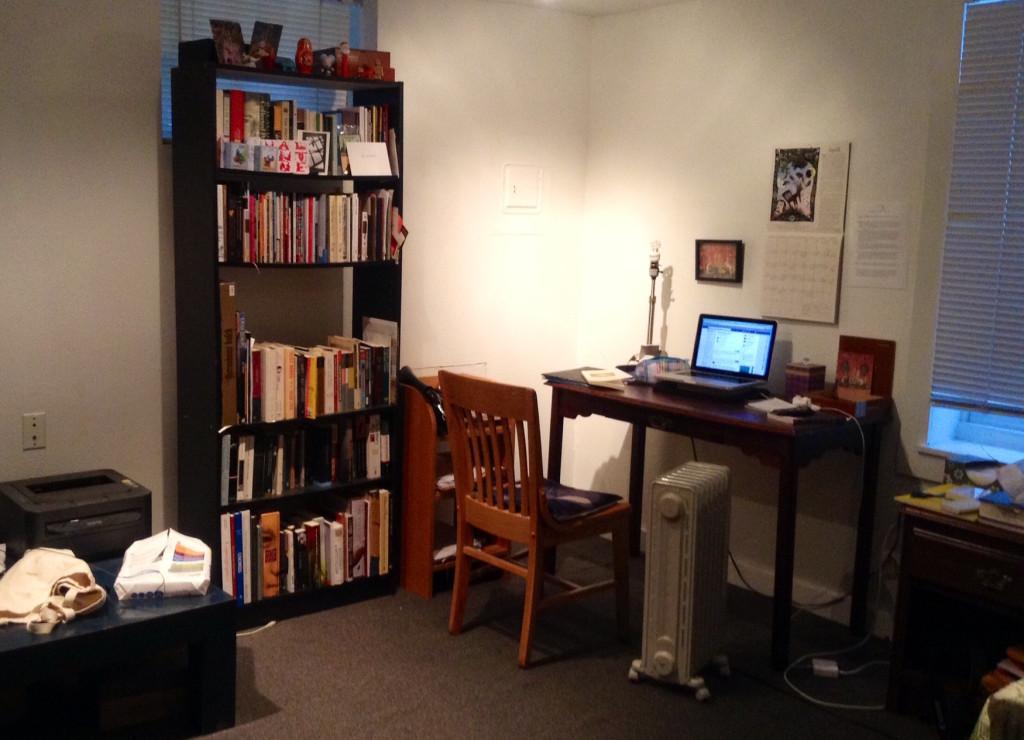 Cassidy workspace
