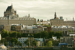HITTING THE ROAD: QUEBEC