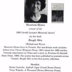 LCP50: MAUREEN HYNES