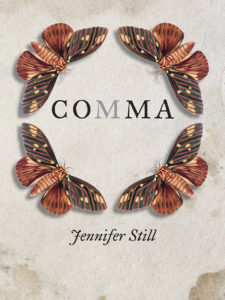 REVIEW: COMMA | BY JENNIFER STILL