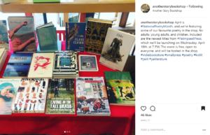 #NPM18: CANADIAN INDEPENDENT BOOKSTORE DAY