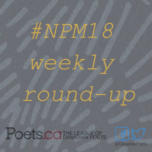 #NPM18: WEEKLY ROUND-UP | WEEK THREE