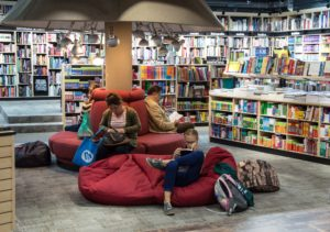 #NPM18: 20 CANADIAN LIBRARIES CELEBRATING NATIONAL POETRY MONTH