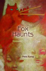 REVIEW: FOX HAUNTS | BY PENN KEMP