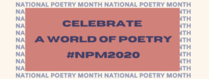 National Poetry Month 2020 Blog List