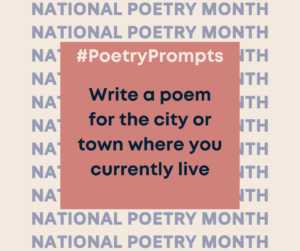 Write a poem for the city or town where you currently live