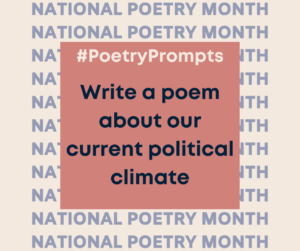 Write a poem about our current political climate