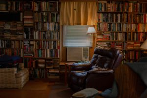 When Poems Are Rooms